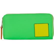 Suri Frey Geldbörse SURI Black Label FIVE green/yellow 974 One Size