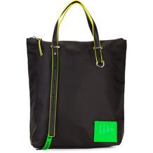 Suri Frey Rucksack SURI Black Label FIVE black/green 196 One Size