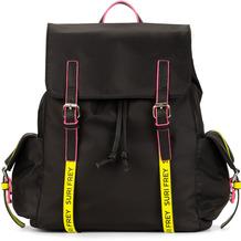 Suri Frey Rucksack SURI Black Label FIVE black/yellow 141 One Size