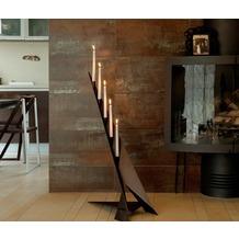 SvenskaV Design Kerzenleuchter Kupfer antik, XXL