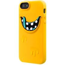 SwitchEasy MONSTERS Freaky für iPhone 5/5S/SE, gelb