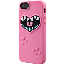 SwitchEasy MONSTERS Pinky für iPhone 5/5S/SE, rosa