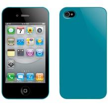 SwitchEasy NUDE für iPhone 4/4S, Turquoise