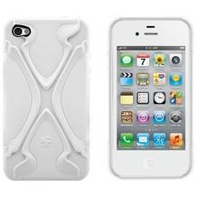 SwitchEasy Rebel X für iPhone 4/4S, weiß