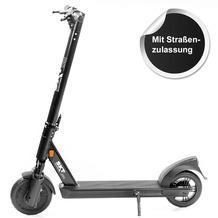 SXT-Scooters MAX - eKFV Version - STVO zugelassen inklusive Saisonkennzeichen