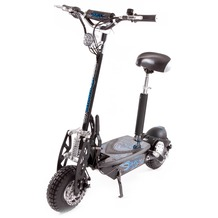SXT-Scooters SXT1000 Turbo Elektro Scooter Modell mit 1000 Watt Elektromotor schwarz 36V 20Ah LiFePo4 Lithium Akku
