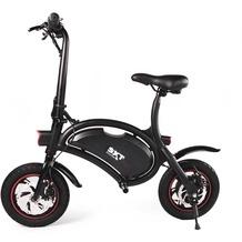 SXT-Scooters Bike kompaktes Ebike mit 12 Zoll Bereifung schwarz