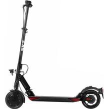 SXT-Scooters SXT Light Plus V matt schwarz - eKFV Version - STVO zugelassen inklusive Saisonkennzeichen