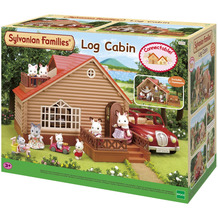 Sylvanian Families Blockhütte
