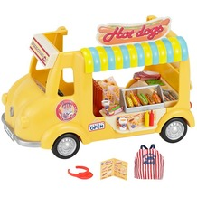 Sylvanian Families Hot Dog Wagen