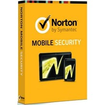 Symantec Norton Mobile Security 3.0 DE 1 Lizenz Karte