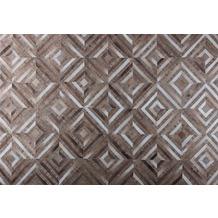 talis teppiche Lederteppich LEATHER-Textile Des. 4805 200 x 300 cm