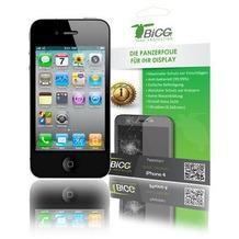 TBiGG Displayschutzfolie für iPhone 4/4S (2er Pack)