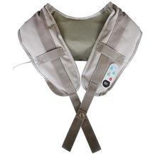 @tec Klopfmassagegerät mit 12 Intensitätsstufen für Nacken, Schulter, Rücken