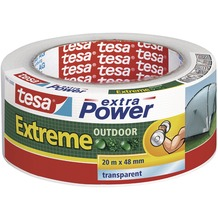 tesa extra Power-Band 20m 48mm Extreme Outdoor