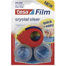tesa film-Abroller 2 Rollen 10m:19mm
