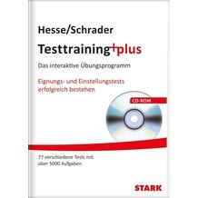 Testtraining plus. CD-ROM Neuauflage