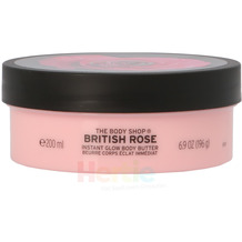 The Body Shop Body Butter British Rose 200 ml