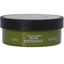 The Body Shop Body Butter Olive 200 ml