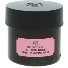 The Body Shop British Rose Fresh Plumping Mask 75 ml