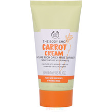 The Body Shop Carrot Cream Nature Rich Daily Moisturiser - 50 ml