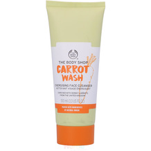 The Body Shop Carrot Wash Energising Face Cleanser - 100 ml