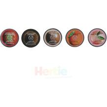 The Body Shop G3 Gtr Lip Butters 5x10ml Lip Butter - Strawberry / Coconut / Shea / Mango / Pink Grapefruit 50 ml