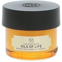 The Body Shop Oils Of Life Int. Rev. Eye Cream Gel, Augencremegel 20 ml