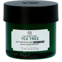 The Body Shop Overnight Mask Tea Tree 75 ml