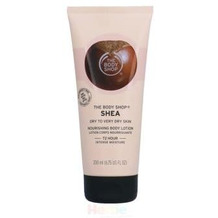 The Body Shop Shea Nourishing Body Lotion 200 ml