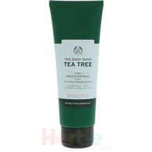 The Body Shop Tea Tree 3-In-1 Wash Scrub Mask 125 ml