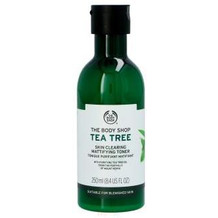 The Body Shop Tea Tree Skin Clearing Mattif. Toner 250 ml