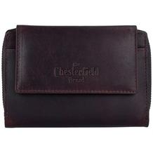 The Chesterfield Brand Ascot Geldbörse RFID Leder 13,5 cm brown