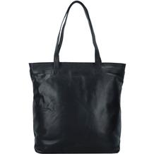 The Chesterfield Brand Bonn Shopper Tasche Leder 35 cm Laptopfach schwarz