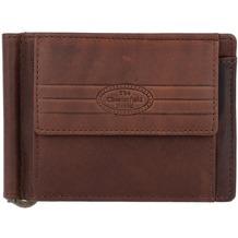 The Chesterfield Brand Dave Geldbörse Leder 11,5 cm bruin