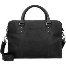 The Chesterfield Brand Stephanie Aktentasche Leder 39 cm Laptopfach black