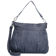 The Chesterfield Brand Wendy Schultertasche Leder 34 cm anthracite