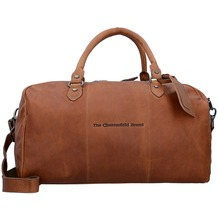 The Chesterfield Brand William Weekender Reisetasche Leder 46 cm cognac