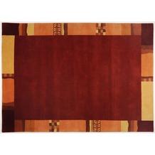 THEKO Nepalteppich - Avanti - rot 40cm x 60cm