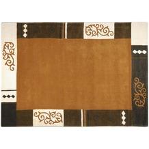 THEKO Teppich Ambadi, 3082, brown 60cm x 90cm