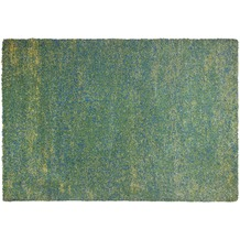 THEKO Teppich Color Shag 521 300 grün 57 x 90 cm
