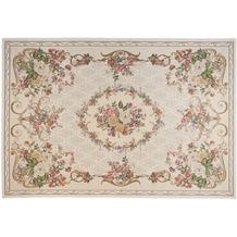 THEKO Teppich Flomi Florence 550 beige 60 x 90 cm