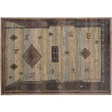 THEKO Teppich Gabiro 002 550 beige 60 x 90 cm