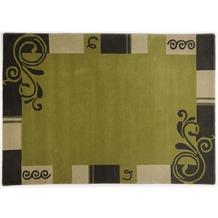 THEKO Teppich Hawai, FE-6188, grün 50cm x 80cm