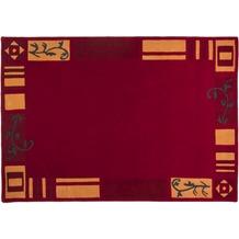 THEKO Teppich Hawaii FE-7098 200 rot 60 x 90 cm