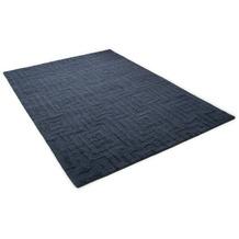 THEKO Nepalteppich Loba C4022 blue 161 x 231 cm