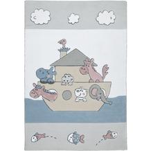 THEKO Kinderteppich Maui MH-3265-03 101 weiss 100 x 160 cm