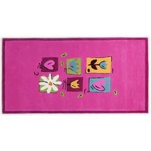THEKO Teppich Maui, MH-3658-05, pink 80cm x 150cm