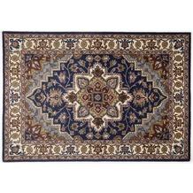 Oriental Collection Heriz Teppich Royal blau 60cm x 90cm