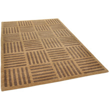 THEKO Nepalteppich Talonga RS501 brown multi 162 x 239 cm